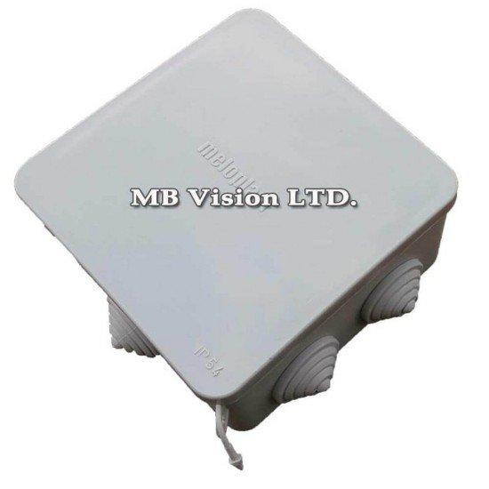 PVC монтажна кутия IP54 100Х100Х50мм