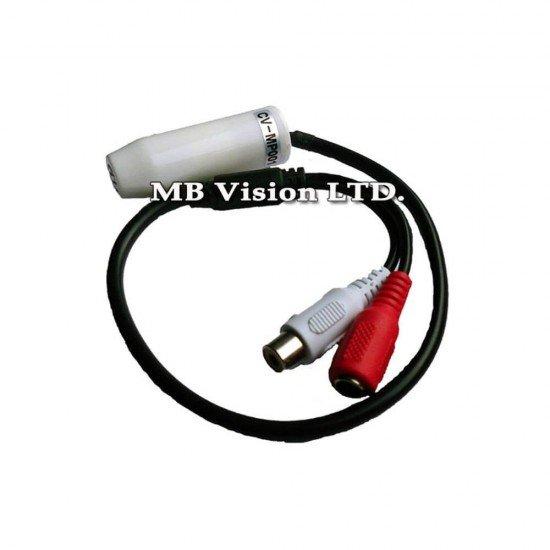 Микрофон за видеонаблюдение