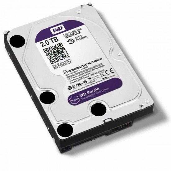 Хард диск за наблюдение 2TB