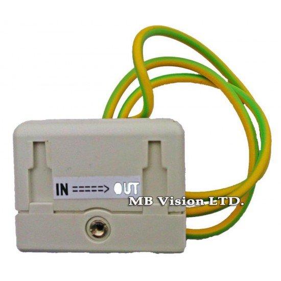 Гръм защита по LAN за IP камери