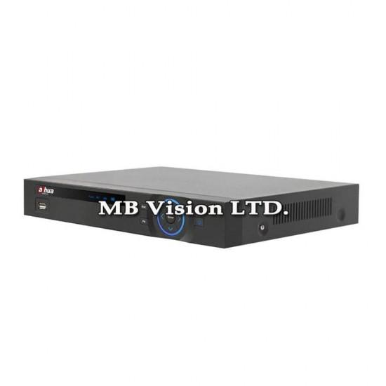 Хибриден 8+8 канален цифров видеорекордер DH-0804HF-A-E