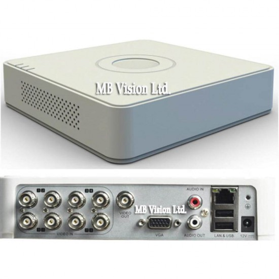 16-канален HD-TVI/AHD DVR DS-7116HGHI-F1