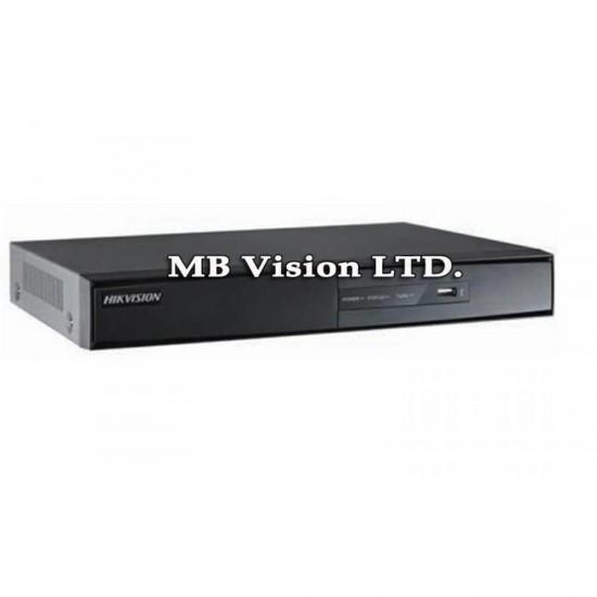 ДВР Hikvision DS-7204HUHI-K1, 4-канален + 2 IP