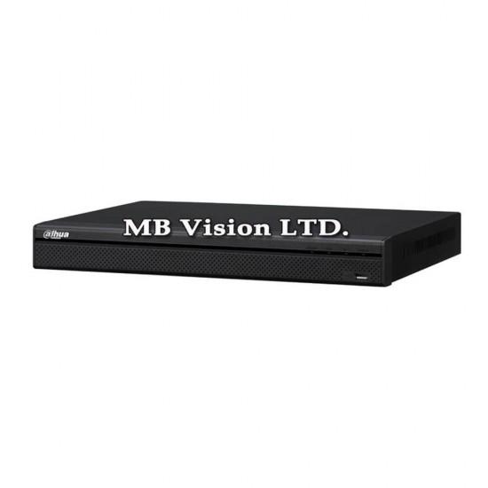 4-канален DVR Dahua HCVR4204A-S3 за CVBS, CVI и IP камери