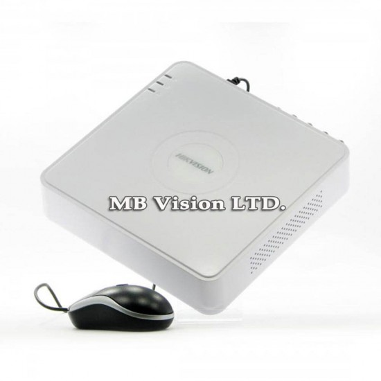 4-канален NVR Hikvision DS-7104NI-Е1