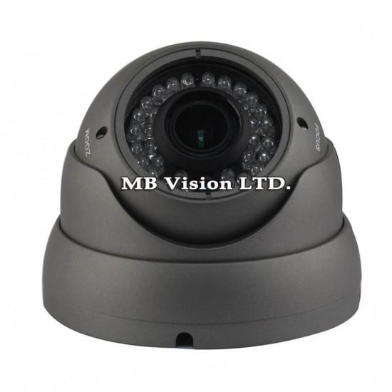 4-в-1, VF 2.8-12мм, камера Longse LIRDCTHC200FS, 2MP, IR 30 м