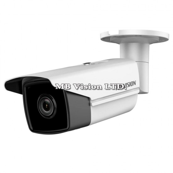 8MP, 4K HD IP камера Hikvision DS-2CD2T85FWD-I5, 4mm, IR 50m