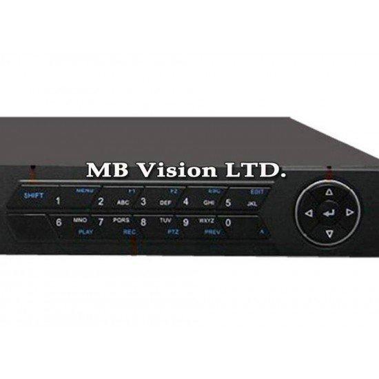 NVR за 16 IP камери с 16 PoE LAN Hikvision DS-7616NI-K2/16