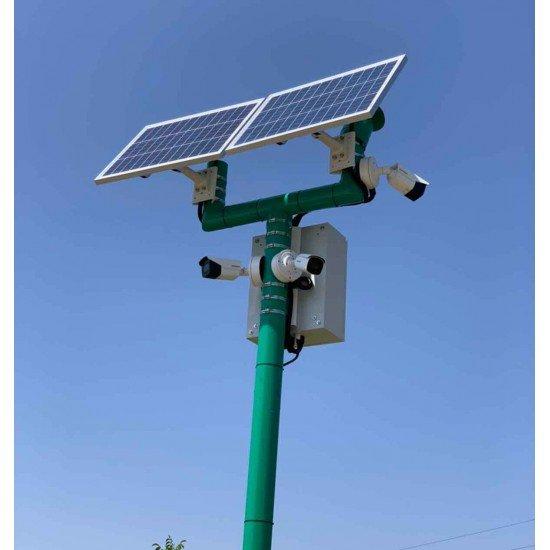 Модул соларно захранване за камери