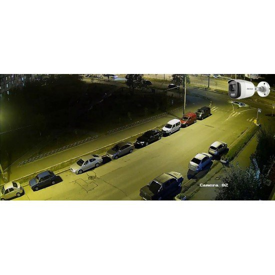 2MP ColorVu IP камера Hikvision DS-2CD2326G2-ISU/SL