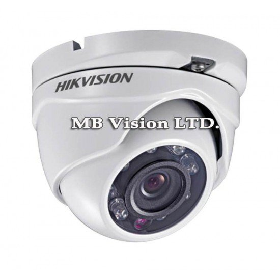 HD TVI система за видеонаблюдение 4 камери + ДВР Hikvision