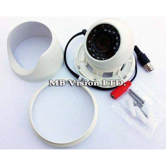 2MP камера Hikvision DS-2CE56D8T-IT1, 3.6mm, IR 20м