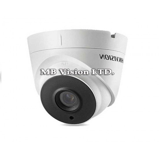 2MP PoC HD-TVI  камера Hikvision DS-2CE56D8T-IT3ZE, EXIR IR 40м