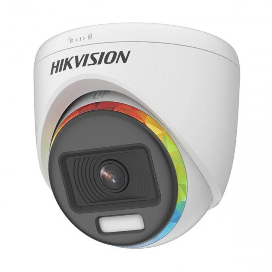 2MP ColorVu Turbo HD камера Hikvision DS-2CE70DF8T-MF