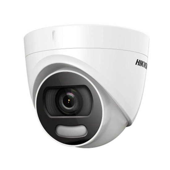 2MP ColorVu Turbo HD камера Hikvision DS-2CE72DFT-F
