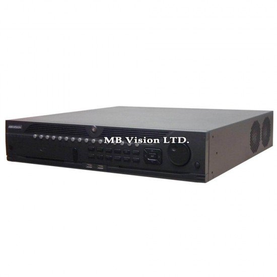 4K NVR Hikvision DS-9632NI-I8, 32 канала