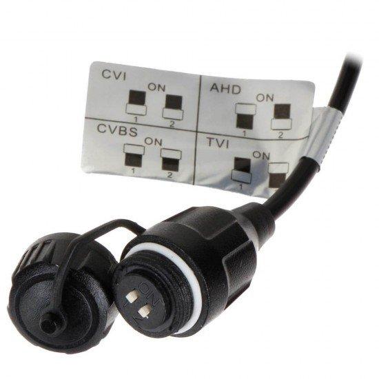 2MP Dahua HAC-HFW2241E-A-0360, 4-в1, 3.6mm, IR 40m