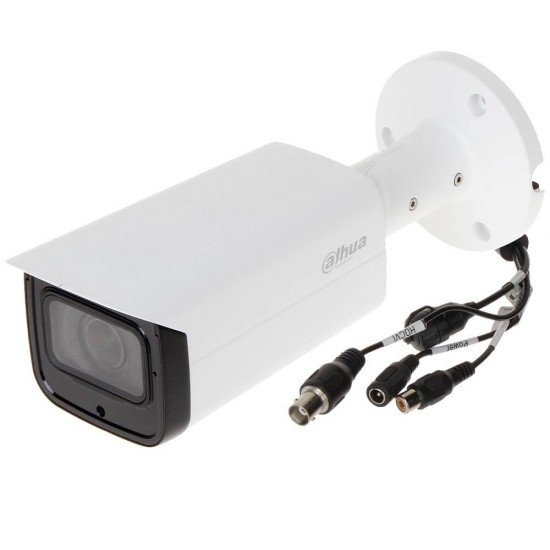 HD-CVI 5MP камера Dahua HAC-HFW2501T-Z-A, 2.7-13.5мм, IR 80м