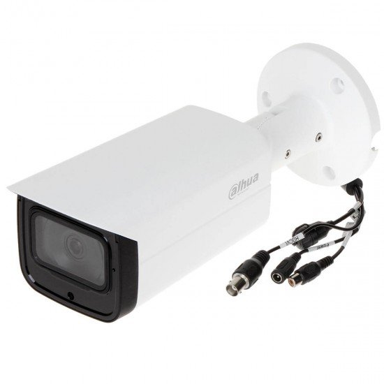 Камера Dahua HAC-HFW2501T-I8-A-0360, 8MP, 3.6mm, IR 80m
