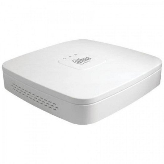 4K DVR Dahua XVR5104C-4KL-X за 4 камери + 2 IP