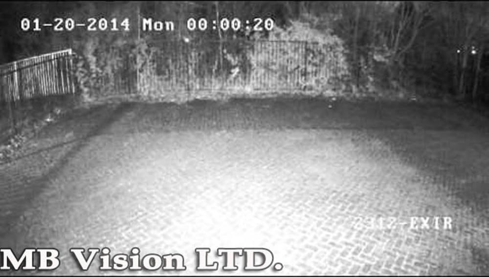 1.3MPix куполна външна IP камера Hikvsion DS-2CD2312-I